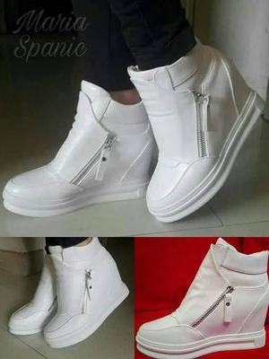 Zapatillas De Mujer Zapatos Botines Leer Descripción