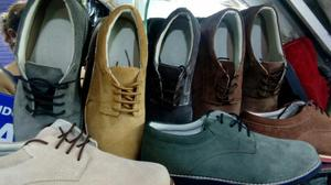 Zapatos Y Sandalias de Cuero Caballeros