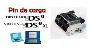 Zocalo O Pin Puerto De Carga Para Nintendo Dsi Dsixl