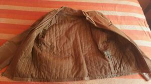 casaca de cuero renzo costa original