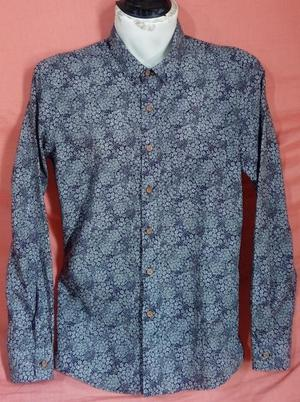 Camisa Denimlab talla M nueva original para caballero