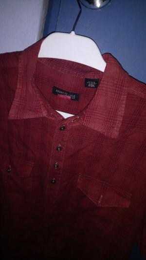 Camisa Kenneth Cole Large