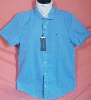 Camisa Tommy Hilfiger talla M nueva original para caballero