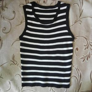 Crop Top Rayas Talla S