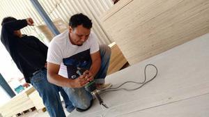 Pisos vinilicos conductivos antiestatico lima posot class - Instalacion piso vinilico en rollo ...