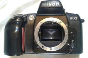 Camara De Rollo Reflex Nikon F60
