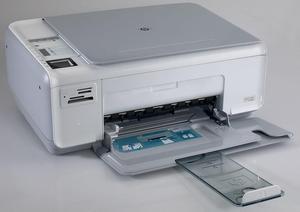 Remato Impresora multifuncional HP C