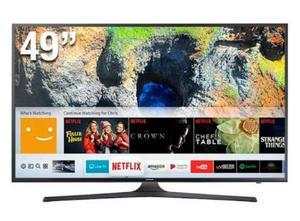 Samsung Smart Tv 49 Mu Ultra Hd