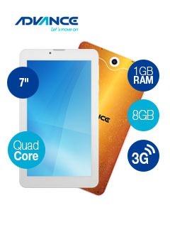 Adv Tablet Advance Prime Pr, Android 5.1, Dual Sim,