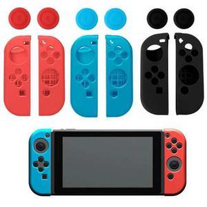 Protector Mas Grips Para Joycon Nintendo Switch