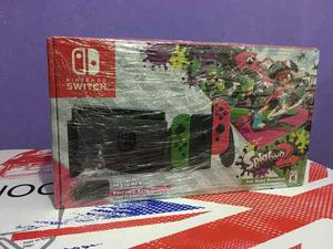 Nintendo Switch Splatoon 2 Juego Case Delivery Gratis