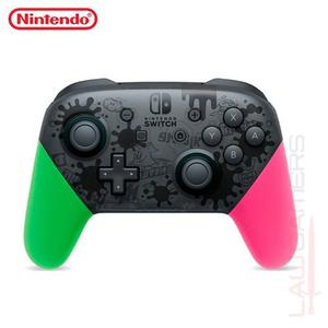 Nintendo Switch Pro Controller Splatoon 2 Huancayo Nuevo