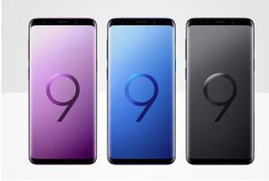Galaxy S9 y S9 Plus desbloqueado a pedido