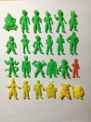 Miniaturas Dragon Ball Z Coleccion Completa Cremino