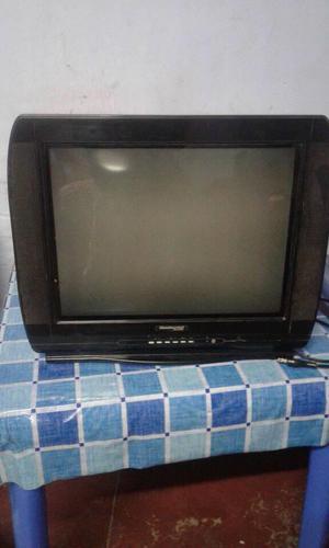 vendo television de 21 pulgadas marca continental a 80 soles