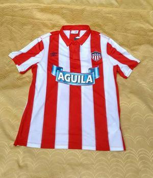 Camiseta Del Junior de Barranquilla