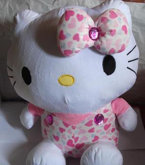 Super oferta, Peluche Nuevo antialergico, Hello Kitty de 60