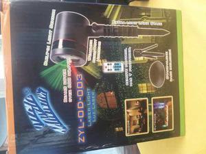 Laser, Luz Laser Para Iluminar Fachadas De Las Casas Zylod00