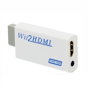 Wii 2 Hdmi Convertidor Adaptador Wii A Hdmi Audio Hdmip