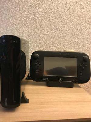 Wiiu 32gb Negro // Remato - Se Hacen Envios