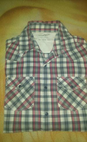 Vendo Camisa Wrangler Original