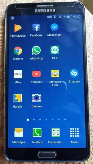 Samsung galaxy Note 3 Libre, LIBRE OPERADOR,IMEI ORIGINAL,