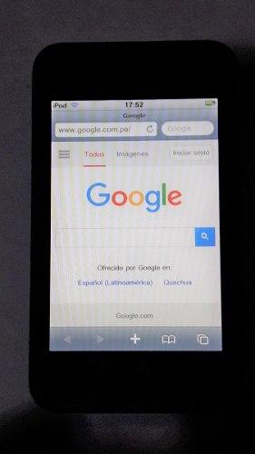 Vendo Ipod Touch De 8gb