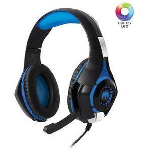 Audifono Gamer Therodactil Micronics HG800v con Vibración
