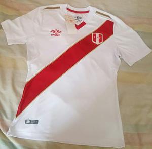 Camiseta De Peru Mundial Rusia  - Mujer