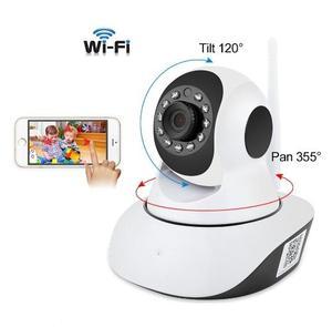 Cámara de Seguridad Ip Wifi HD