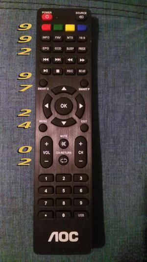 Control Remoto Original AOC