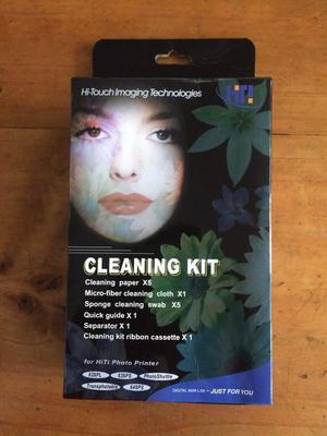 Kit de Limpieza para Impresora INKJET