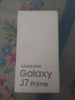 Vendo Samsung Galaxy J7 Prime Nuevo 4g