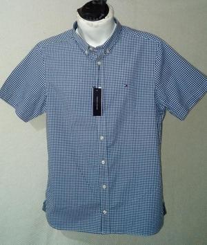 Camisa Tommy Hilfiger Original Nueva Talla M Para Caballero