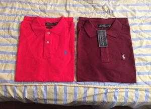 Camisero Polo Ralph Lauren Colores Talla S M L Y Xl Mas