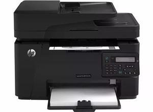 Impresora Multifuncional Hp Laserjet Pro M127