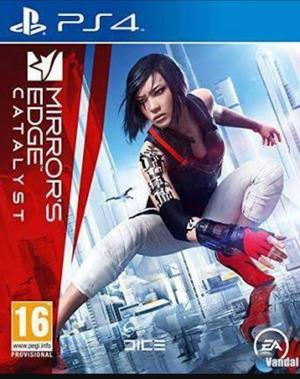 Mirror's Edge Catalyst para Ps4 Nuevo y Sellado
