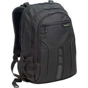 Mochila Targus Spruce Ecosmart Backpack 15.6 negro Pn