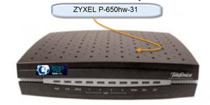 Router Zyxel Prestige 650hw  Operativo 20 soles
