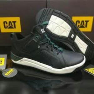 Zapatos Cat de Puro Cuero Nuevos Y Origi
