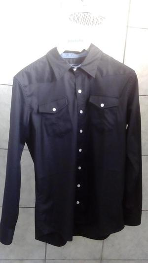 Camisa SportSedaOriginal Talla M Slim