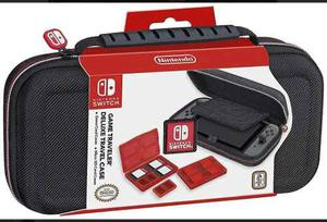 Case Game Traveler Nintendo Swtich - Negro