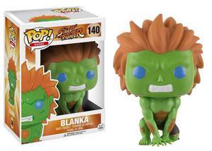 Funko Pop Blanka Nº140 Muñeco De Colección Street Fighter