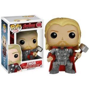 Funko Pop Thor Nº69 Muñeco De Colección Avengers