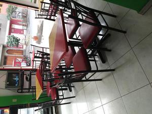 Remate mesas para jugueria c 3 sillas posot class for Sillas para jugueria