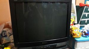 Televisión Sony De 29 Pulgadas Con Detalle