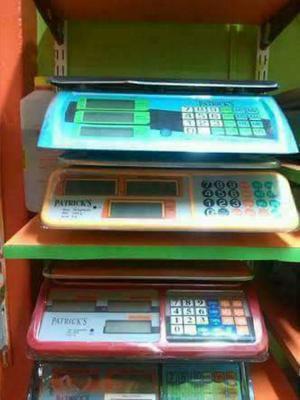 Balanzas Electronicas 30 Kilos Y 300 Kil