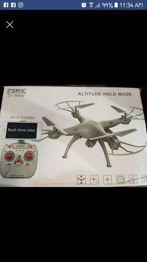 Drone con Camara Y Wifi