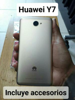 Huawei Y7 / Moto X Play Vendo O Cambio