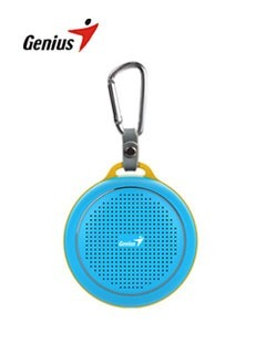 Parlantes Genius Sp-906bt,3watts Rms, Altavoz Portatil Bluet
